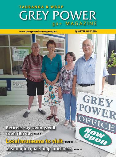Grey Power TGA Cover